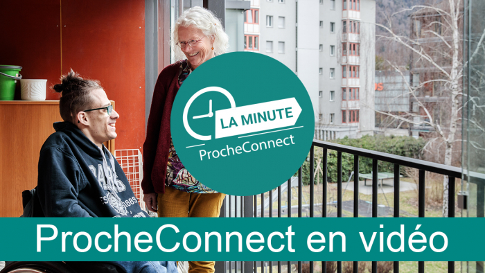 La Minute ProcheConnect