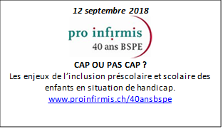 Conférence 40 ans BSPE
